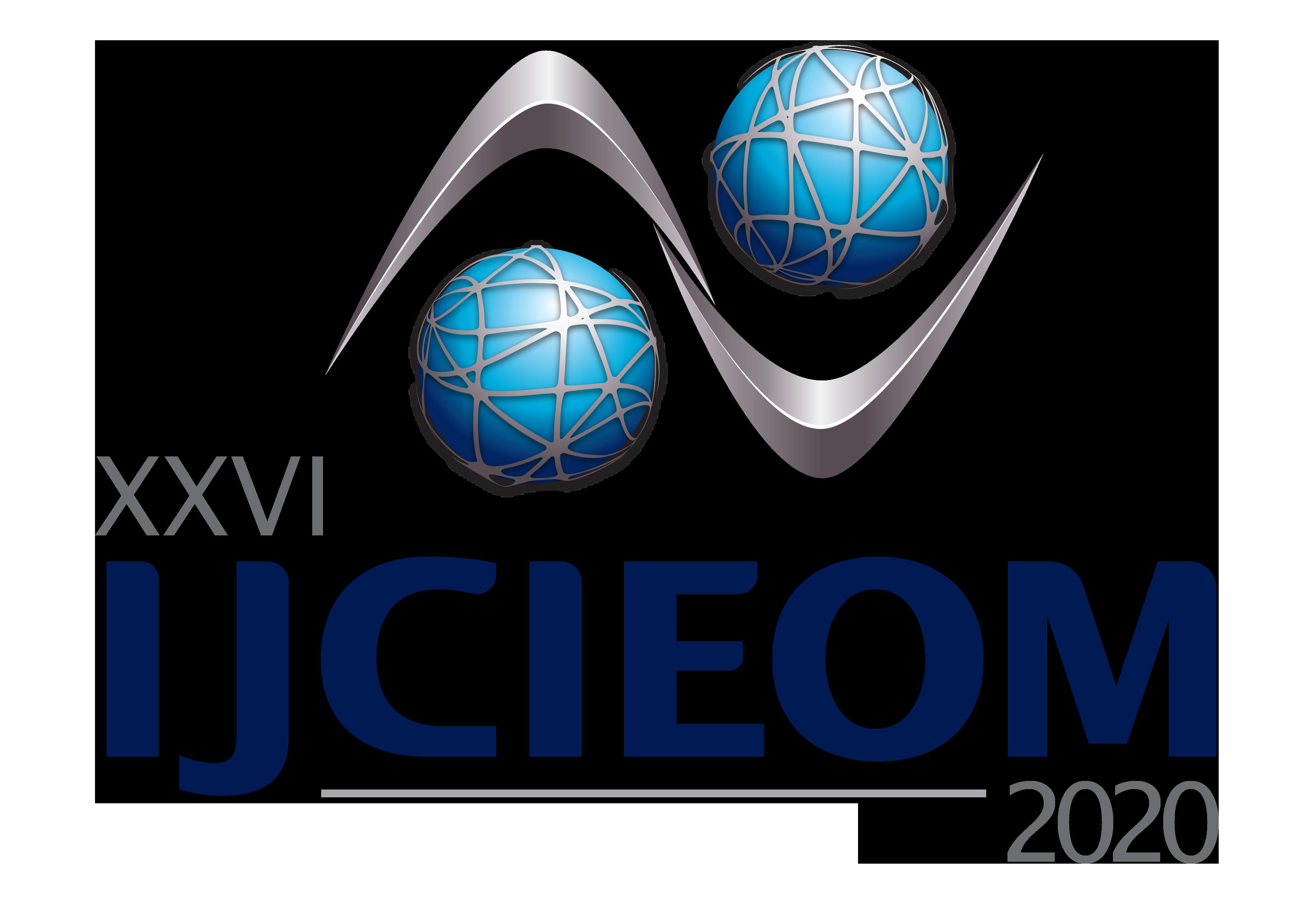 Logo IJCIEOM 2020
